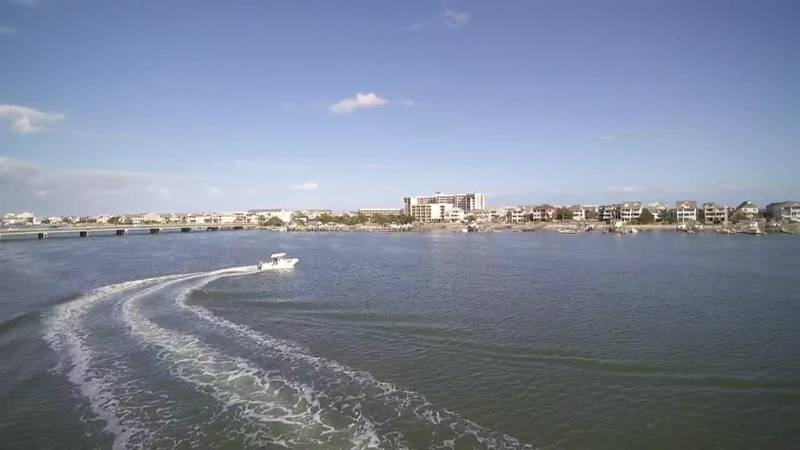 SKY TRACKER: A look over the ocean at Wrightsville Beach