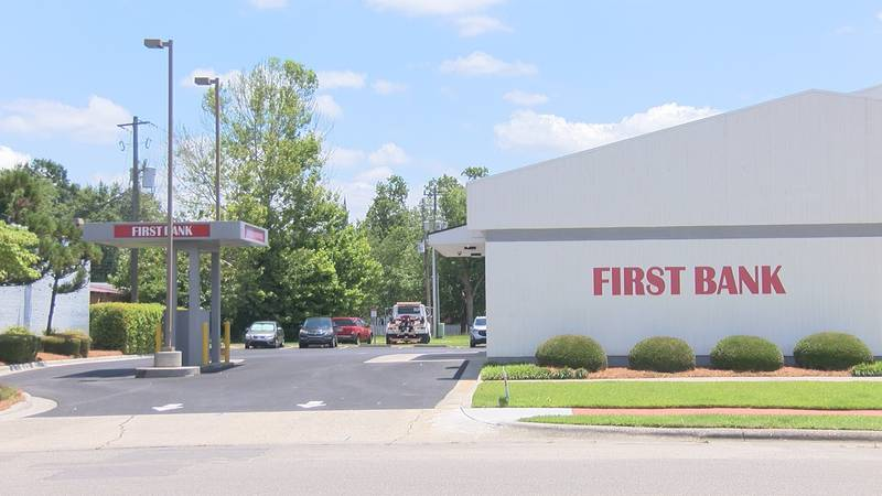 First Bank in Tabor City, NC