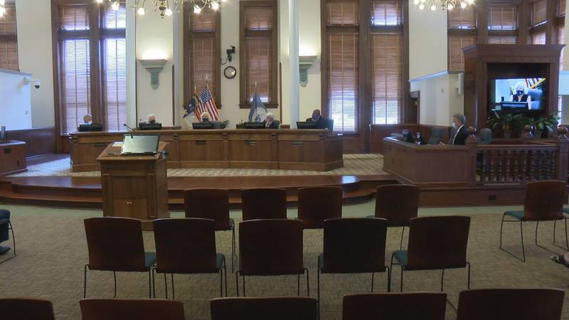 Commissioners hear school safety updates