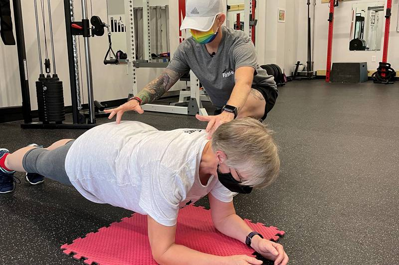 Get Fit with 6: Get a jump start before the holidays