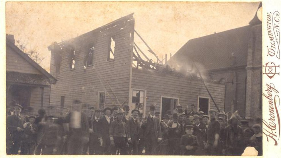 N.C. Highway Historical Marker to Commemorate 1898 Wilmington Coup