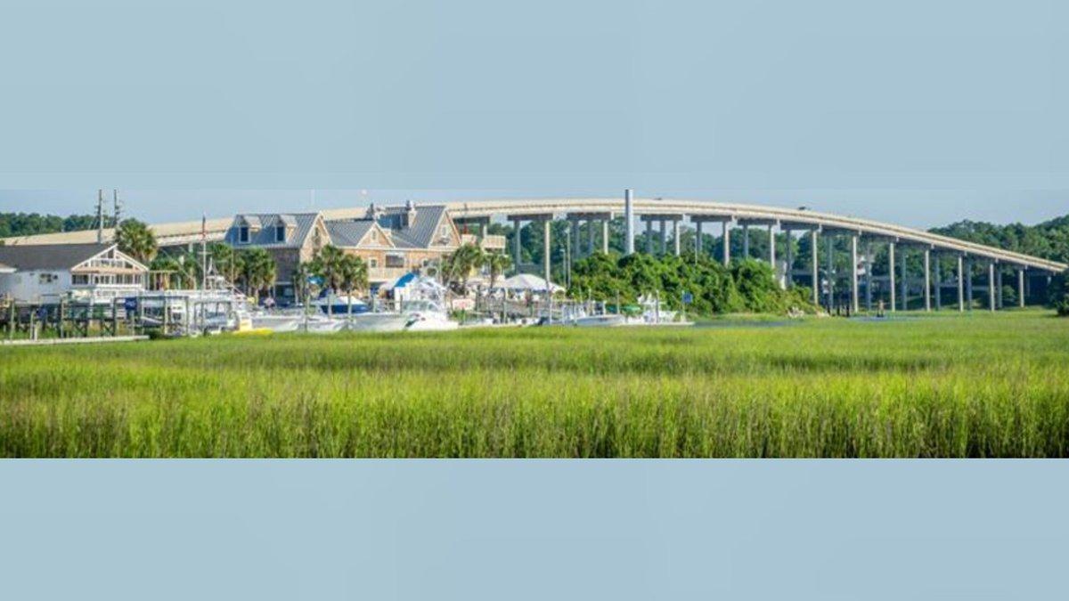 Ocean Isle Beach bridge