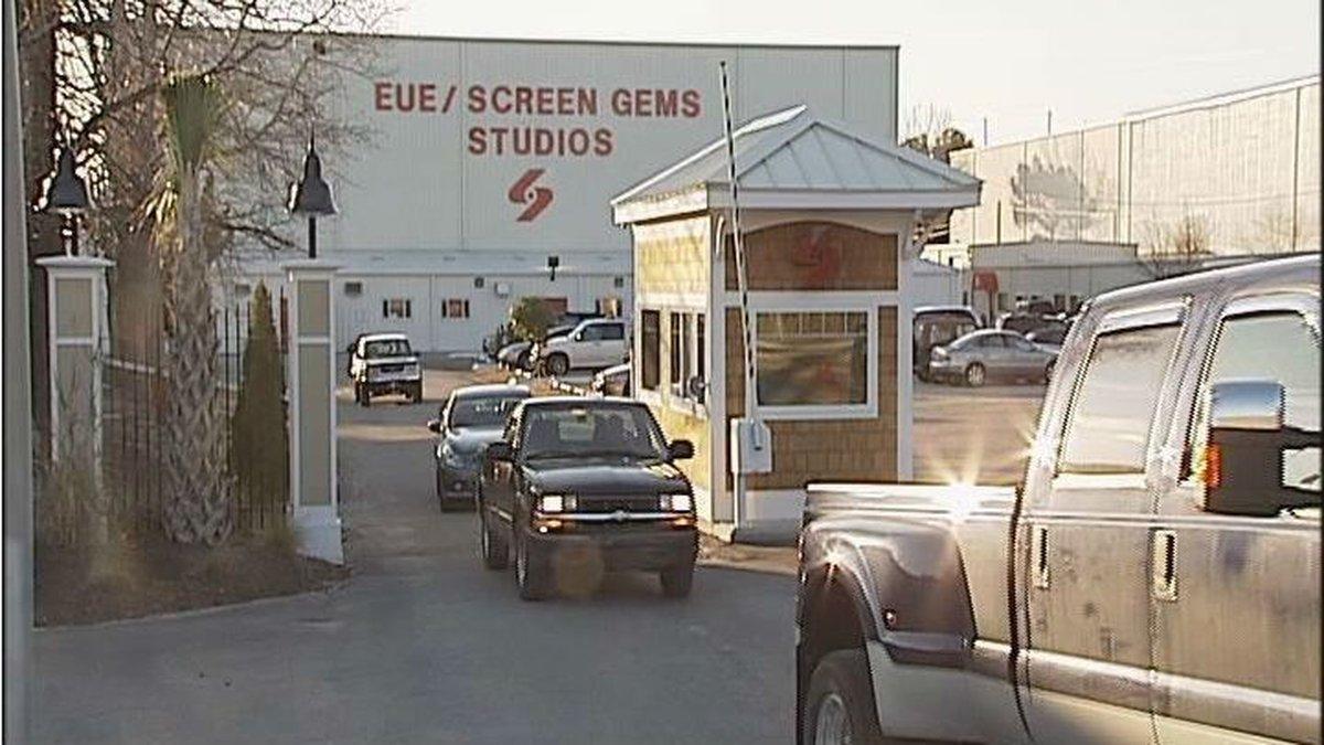 EUE Screen Gems Studios in Wilmington.