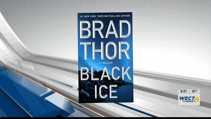 1 on 1 with Jon Evans interviews thriller writer Brad Thor