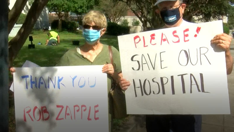 Save Our Hospital on last leg to stop sale