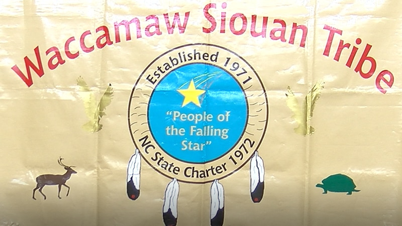 Waccamaw Siouan Tribe