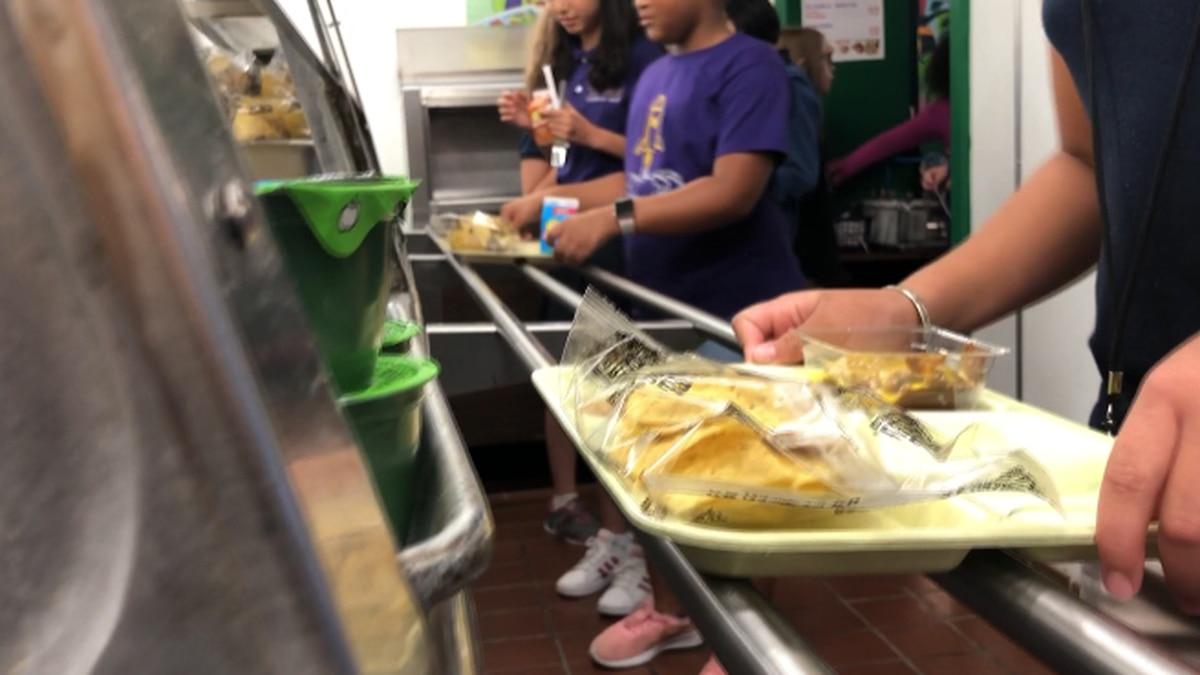 A parent in the Calcasieu Parish School District is looking to help minimize school lunch debt...