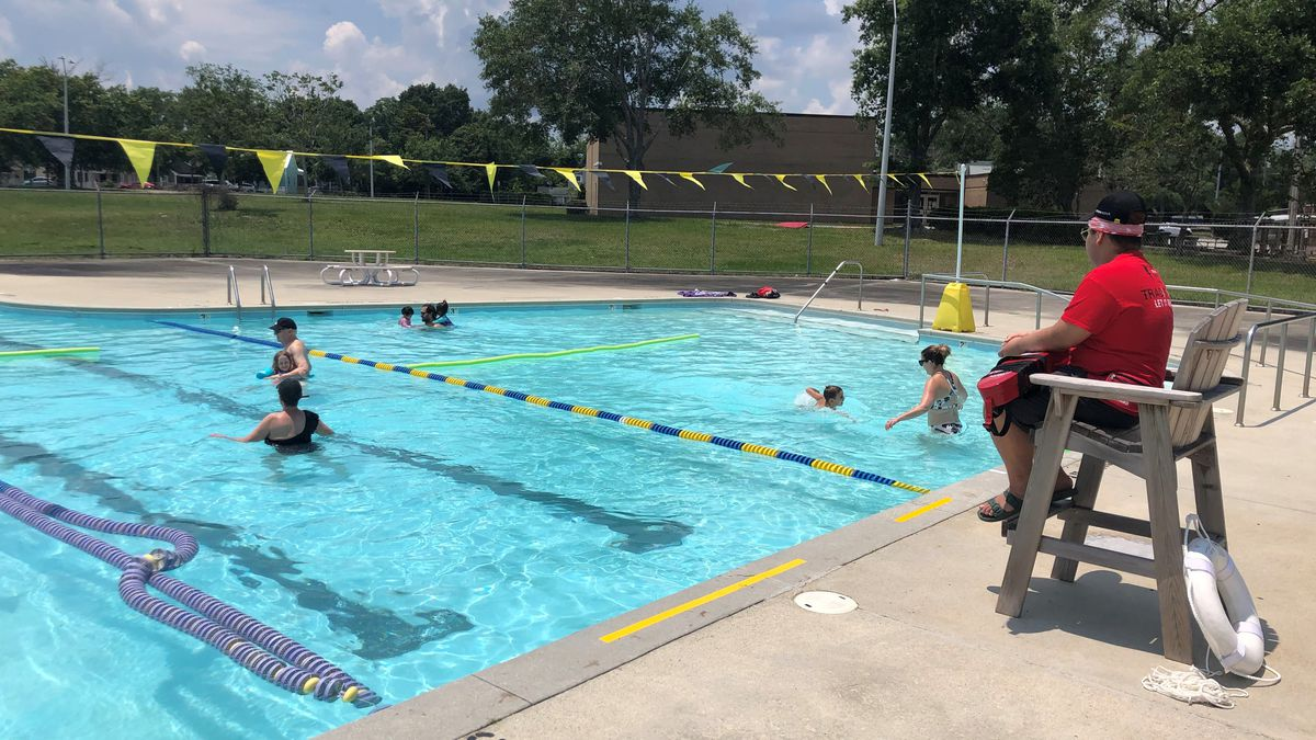 The YMCA announced Monday that it will open the city pools at Legion Stadium and Robert Strange...