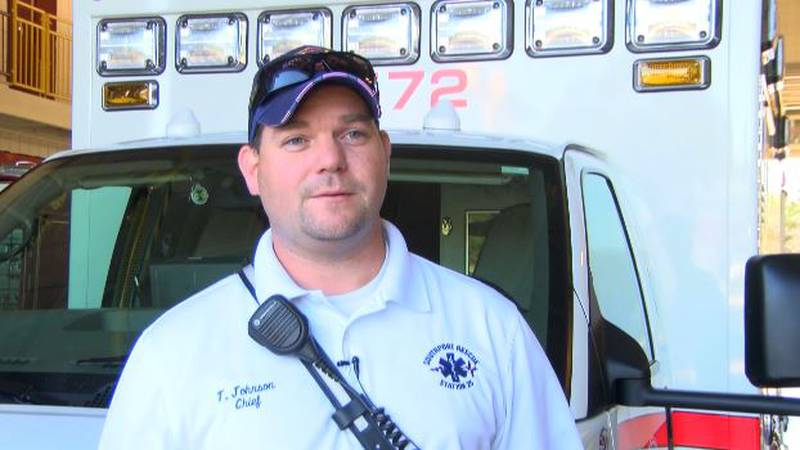 Tyler Johnson unexpectedly passed away per a post on the Southport Fire Department Facebook page.
