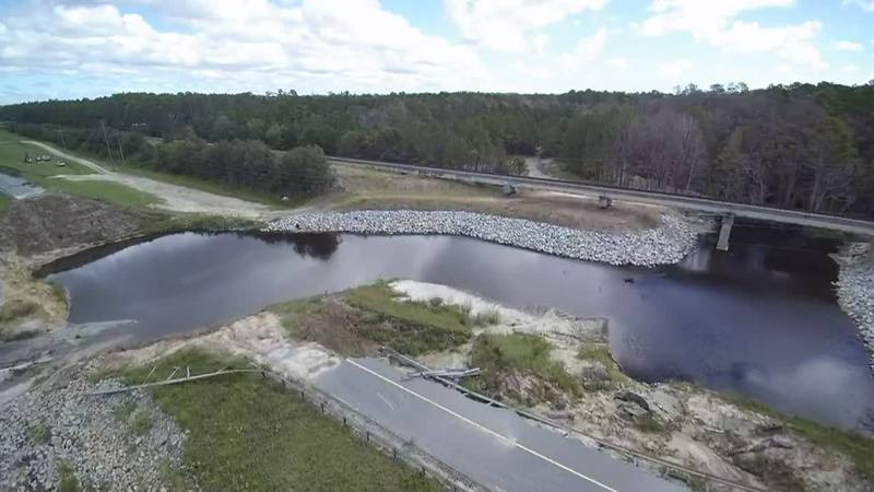 SKY TRACKER: A look over Boiling Spring Lakes