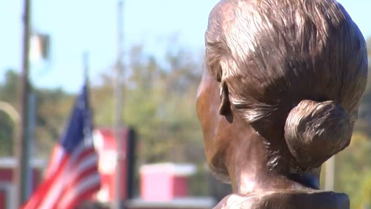 Unveiled on Veterans Day 2020, the Women Veterans Monument in Bossier City stands as a tribute...