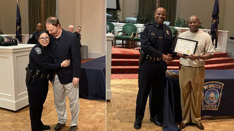 WPD hosts promotion and awards ceremony