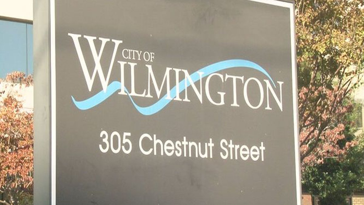 The City of Wilmington's office complex on Chestnut Street and City Hall could soon be getting...