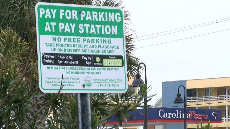 Finding a parking spot at Carolina Beach could get easier, but more expensive