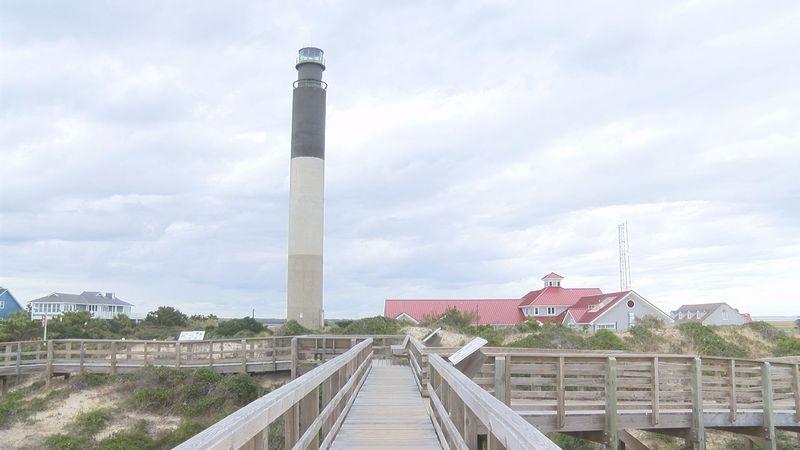The Oak Island Lighthouse was established in 1958.