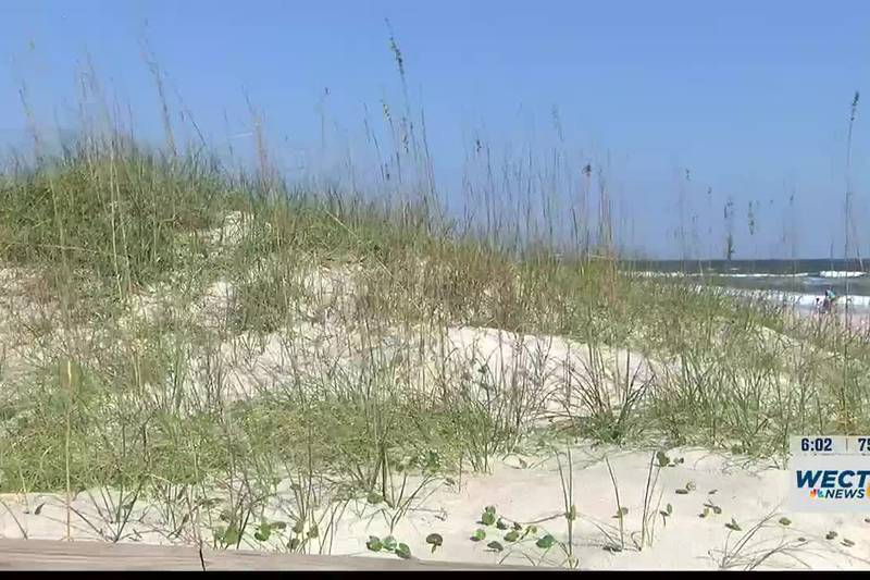 Beach renourishment funds approved for Carolina Beach, Kure Beach