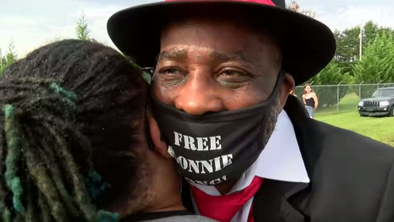 Ronnie Long has been released from prison as a court has ruled to vacate his 1976 rape...