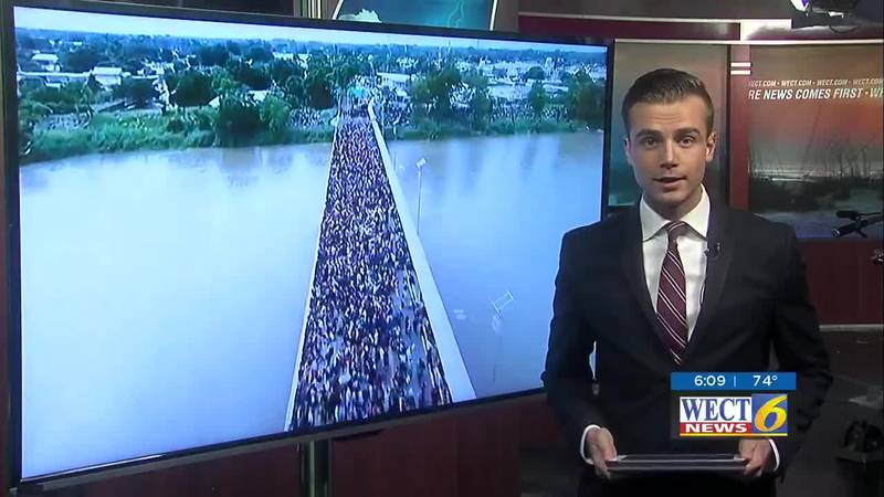 WECT News at 6 p.m. - Part 2