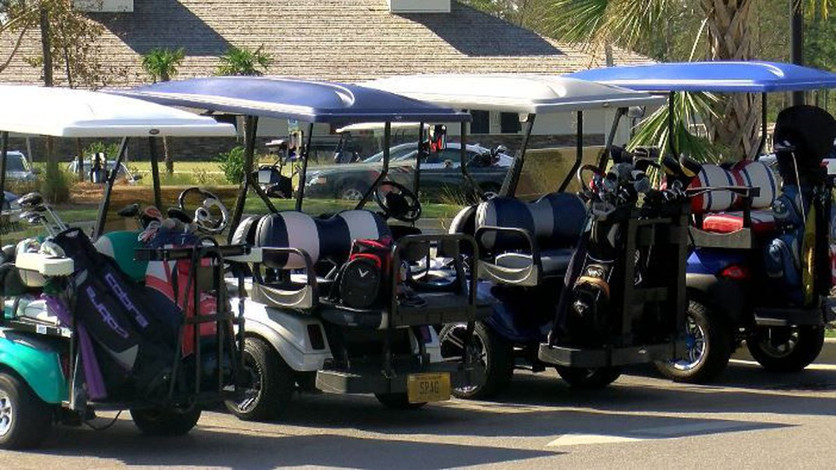 Golfers hit the greens in Brunswick County to help Florence victims (Source: WECT)