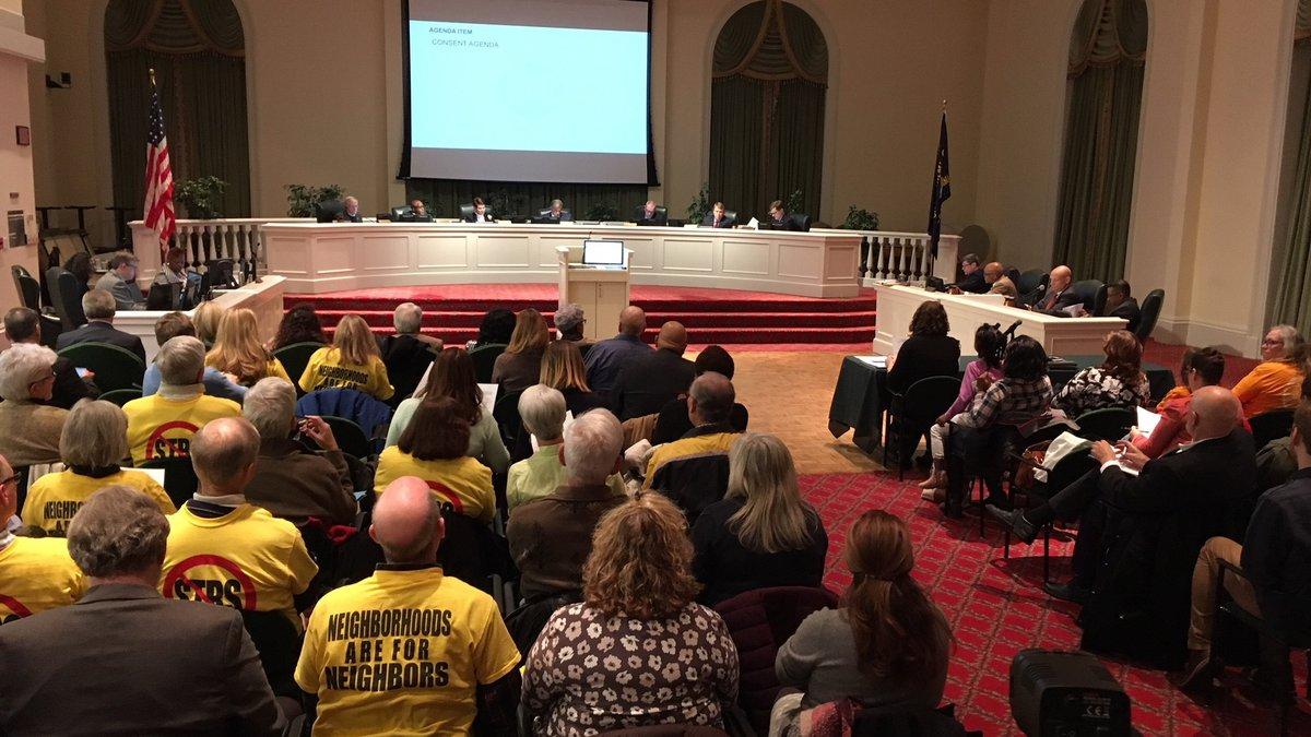 Residents filled Wilmington City Council chambers on Tuesday to discuss, among other things,...