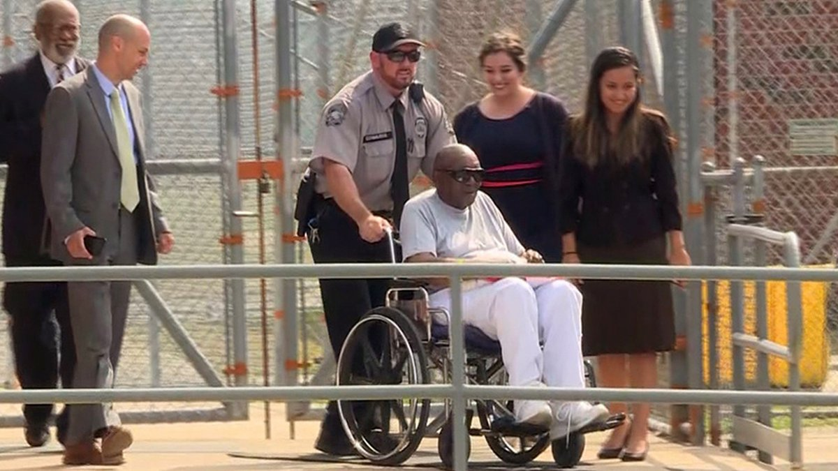 Charles Finch was released from Greene Correctional Institution in May 2019 after a federal...