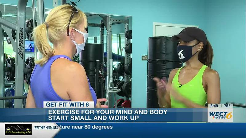 Get Fit With 6: Frances Weller talks about the physical and mental benefits of exercise