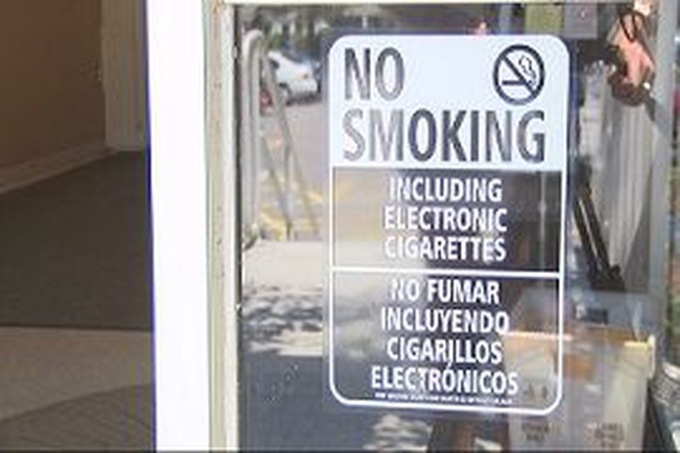 City of Wilmington employees must now be smoke free at work. (Source: WECT)
