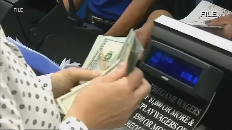 Arizonans are advised to keep losing betting tickets, saying they can be used as a tax...