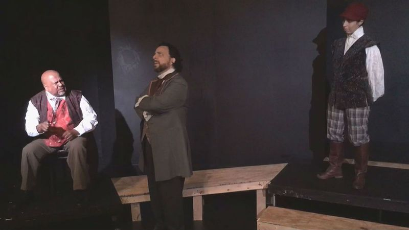'Jacob Marley's Christmas Carol' runs through Dec. 18 at the Cape Fear Playhouse in Wilmington....