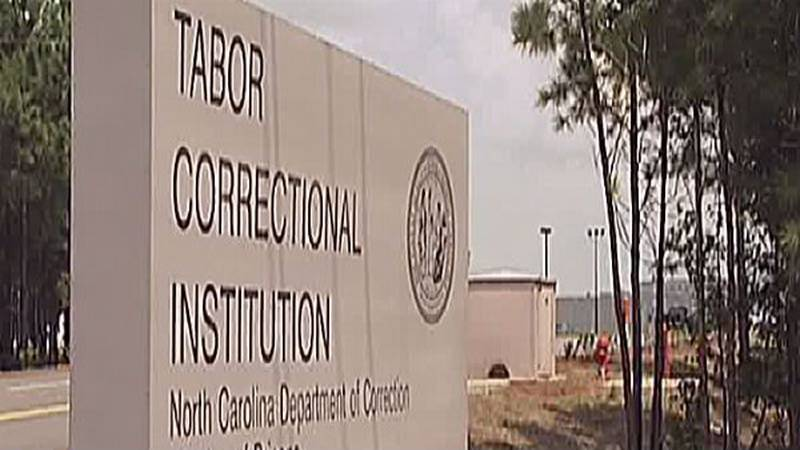 Activities of the men's club at Tabor Correctional Institution (TCI) in Columbus County were...