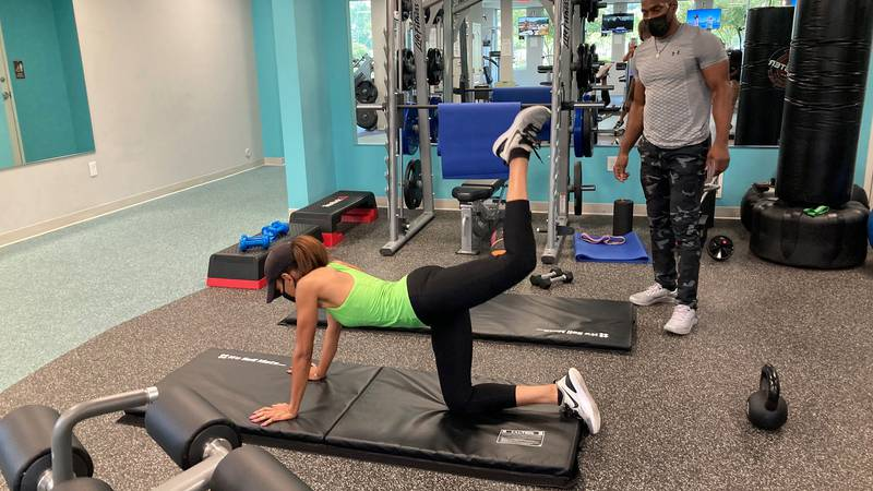 Get Fit with 6: Frances Weller shares her workout