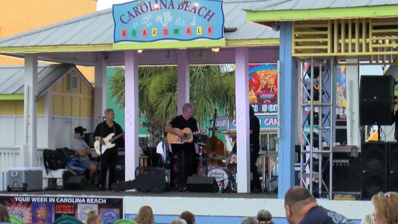 Fireworks, live music return to Carolina Beach Boardwalk