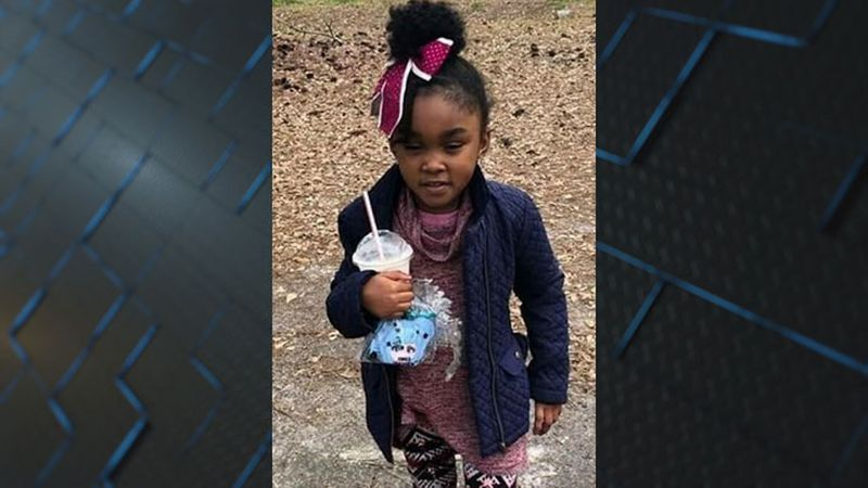 Police believe Daunte Johnson stabbed 5-year-old Nevaeh Adams and her mother, Sharee Bradley,...