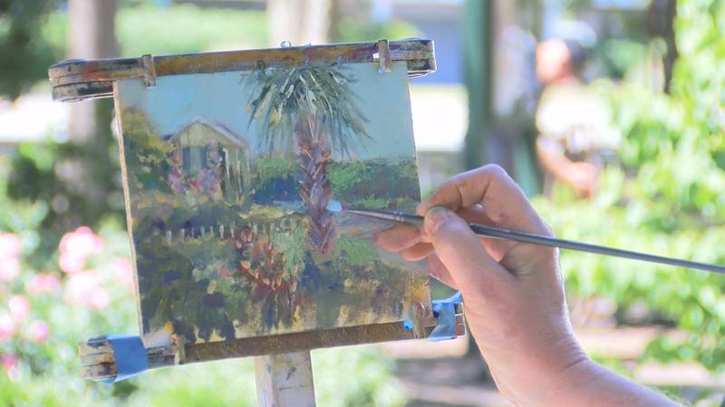 WILMINGTON, N.C. (WECT) - If you've noticed painters in your neighbor's backyard or in your...