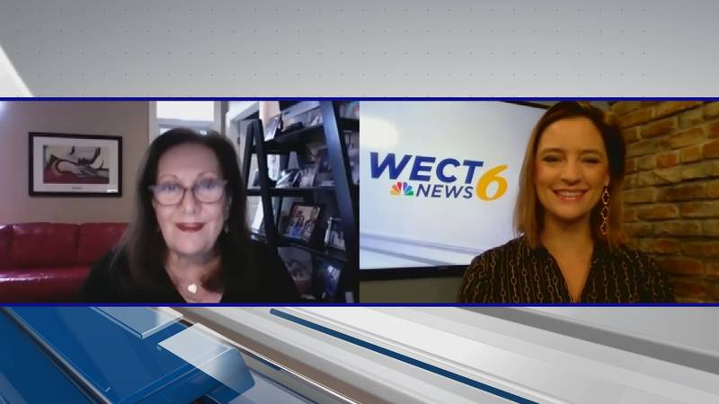 Debbie Smith spoke to WECT's Ashlea Kosikowski about the summer series of the Wilmington Jewish...