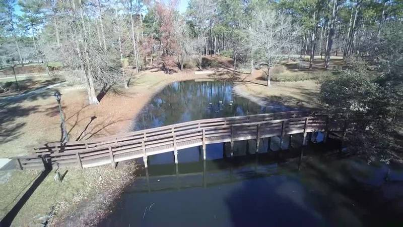 SKY TRACKER: A look over the pond at Hugh MacRae Park