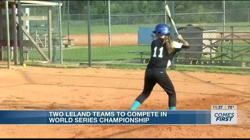 SENC little league teams represent state at World Series games