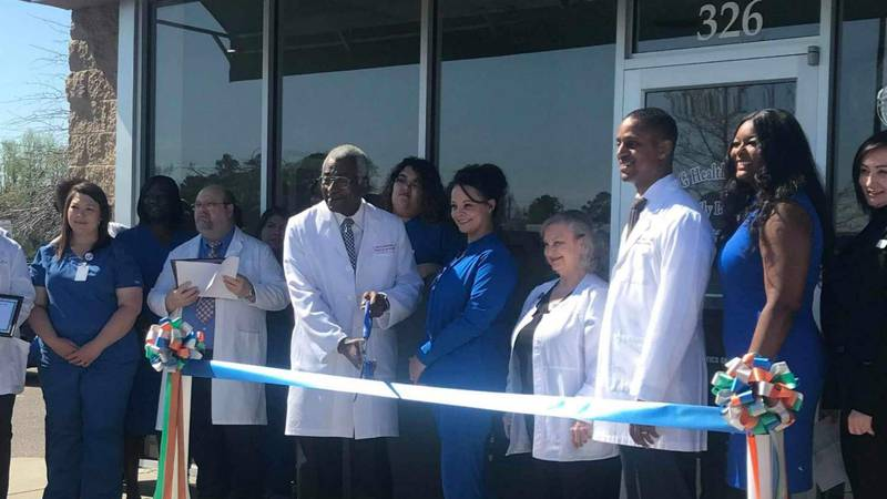 A healthcare provider that has served one area for more than 20 years has reopened seven months...
