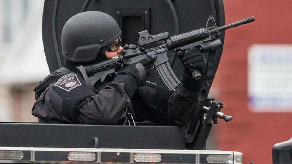 While most people agree police need to have adequate weaponry to respond in the event of a mass...