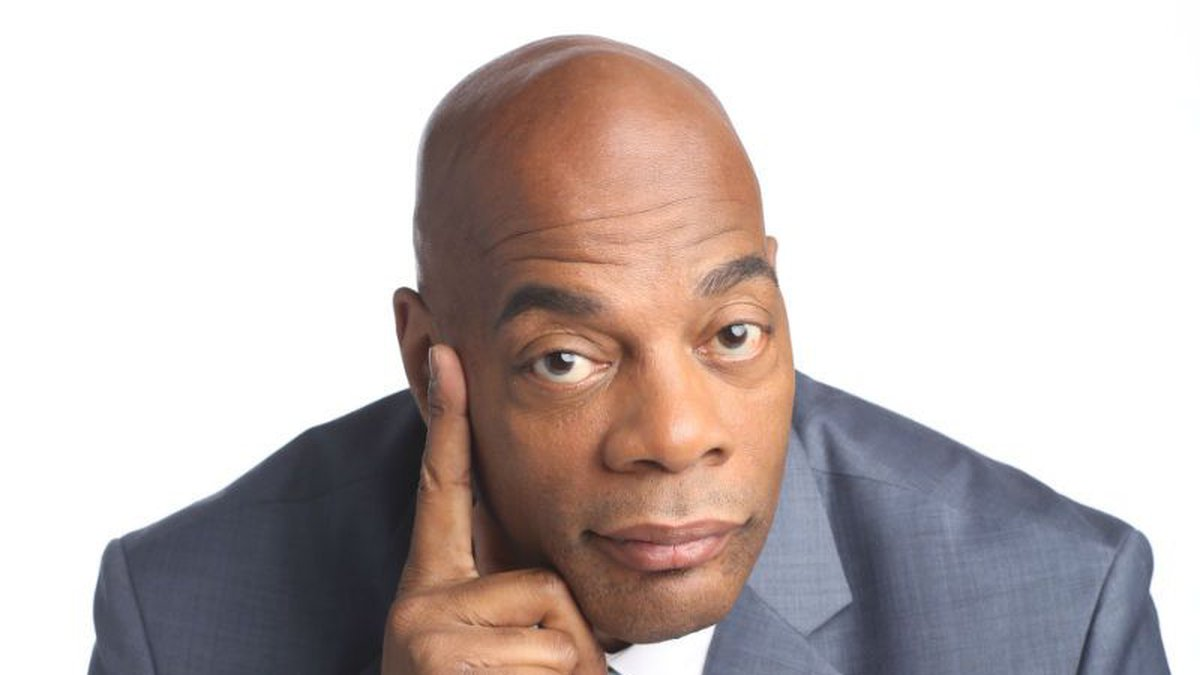 Alonzo Bodden is performing at Wilmington's Dead Crow Comedy Room this weekend. (Source: Todd...