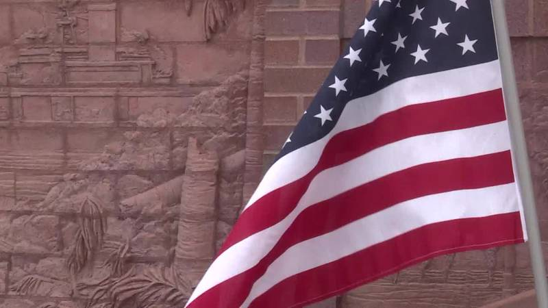 Organizers of a special event looking for groups who want to help Veterans