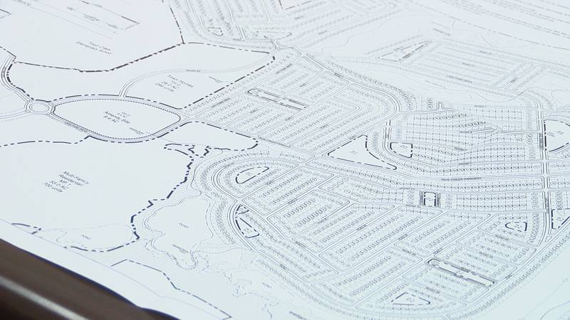 Developers are making a new push to get the Rice Creek project moving forward, adding over 600...