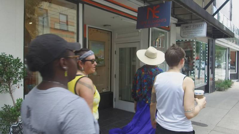 Fourth Friday gallery nights return in downtown Wilmington (Source: WECT)