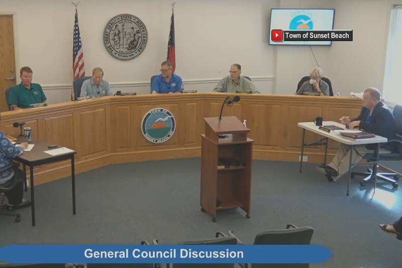 The sudden resignation of a town council member has left a seat open on the board in Sunset...