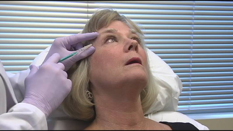 Cosmetic treatments increase through the pandemic.