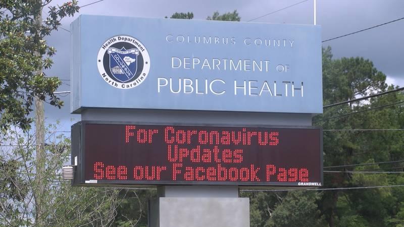 Columbus County Health Department