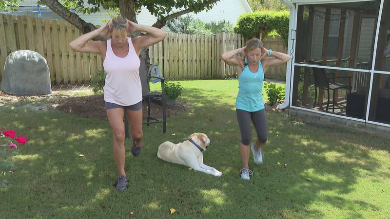 Get Fit with 6: Sept. Challenge