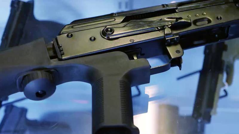 GF Default - Bump stocks are now illegal