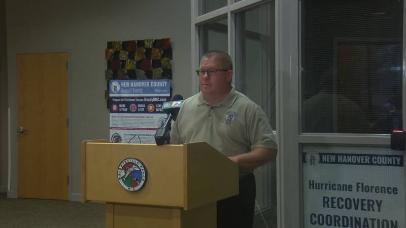 Wrightsville Beach Police Chief Dan House said in a news conference Thursday morning that...