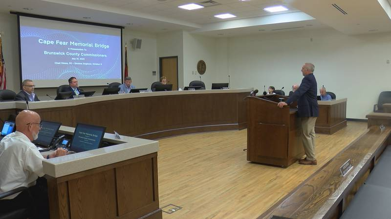 Brunswick County leaders are open to the idea of a toll bridge to replace the aging CFM Bridge